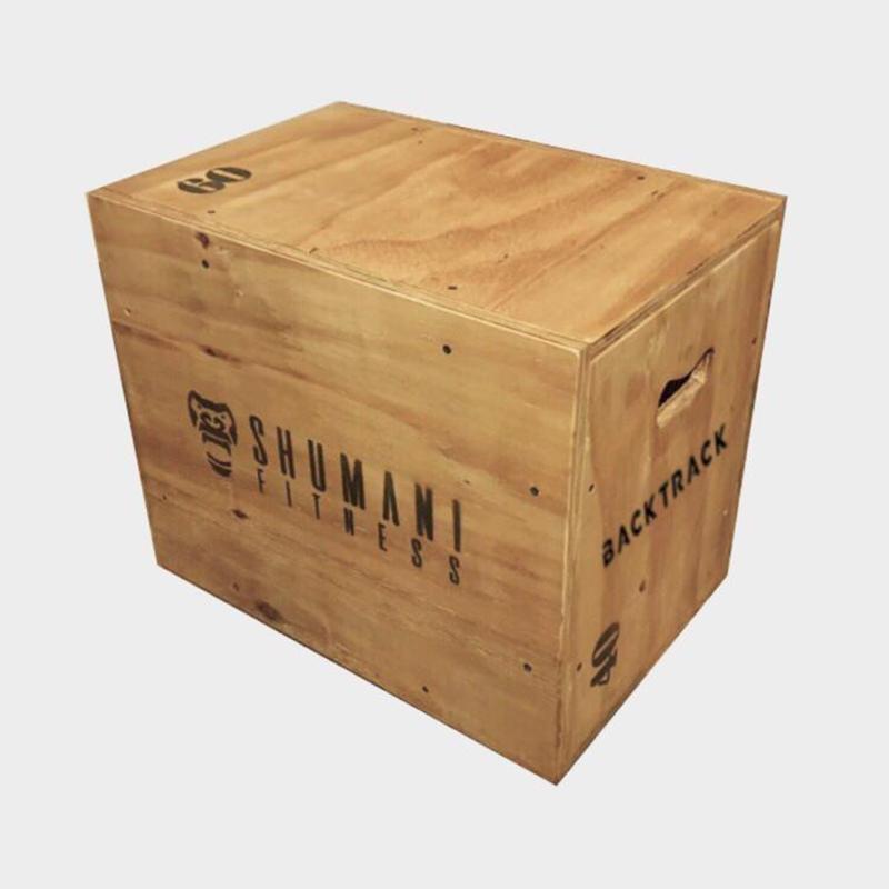 SHUMANI PLYOMETRIC BOX: MEDIUM