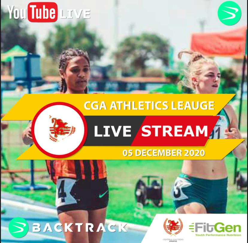CGA TRACK AND FIELD PHOTOS – 5 DECEMBER 2020