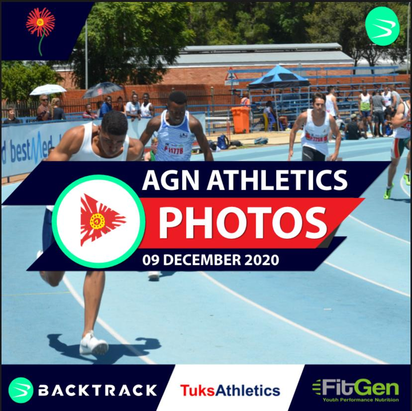 AGN TRACK AND FIELD PHOTOS – 9 DECEMBER 2020